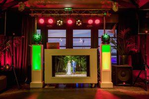 Kosten DJ huren met lichtshow